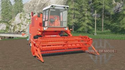 Bizon Supeꝵ Z056 para Farming Simulator 2017
