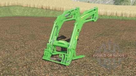 John Deere 643R para Farming Simulator 2017