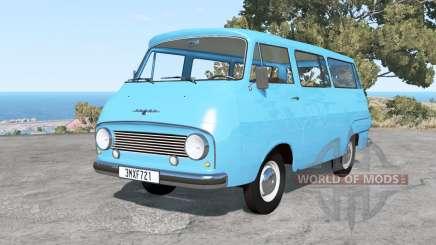 Skoda 1203 (997) 1968 para BeamNG Drive