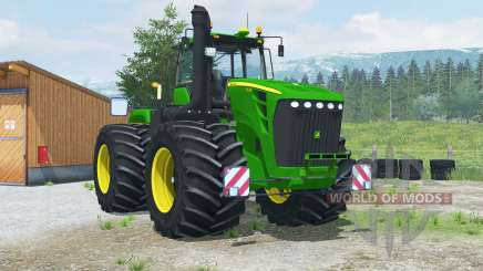 John Deere 96ろ00 para Farming Simulator 2013