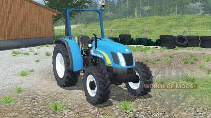 Nova Holanda T40ⴝ0 para Farming Simulator 2013