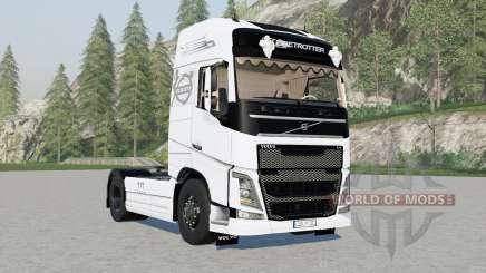 Volvo FƏ16 para Farming Simulator 2017