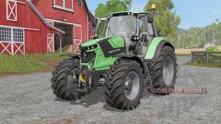 Deutz-Fahr Série 6 TTꝞ para Farming Simulator 2017