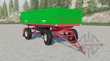 Krone DK 220-8 para Farming Simulator 2017