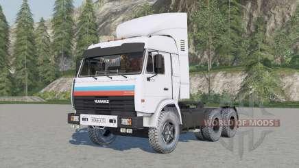 Kamaz-5411ⴝ para Farming Simulator 2017