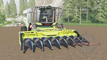 Claas Lexioᵰ 6700 para Farming Simulator 2017