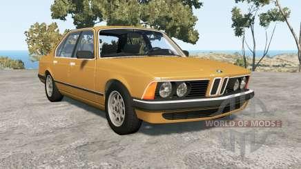 BMW 733i (E23) 1979 v1.18 para BeamNG Drive
