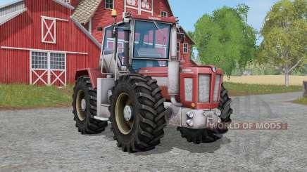 Schluter Super-Trac 2500 VⱠ para Farming Simulator 2017