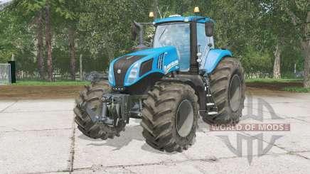 Nova Hollanᶁ T8.320 para Farming Simulator 2015