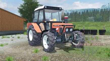 Zetor 724ⴝ para Farming Simulator 2013