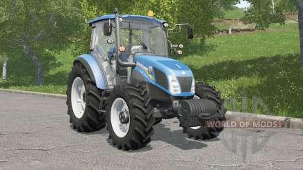 New Holland T4-serieᵴ para Farming Simulator 2017