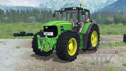 John Deere 7530 Premiuᴍ para Farming Simulator 2013