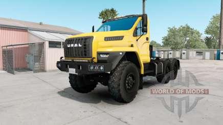 Ural-44202-5311-74E5 para American Truck Simulator
