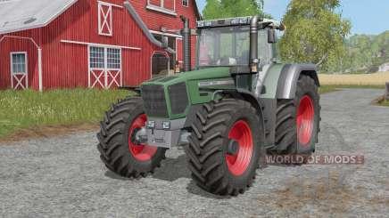 Fendt Favorit 800 Turboshifȶ para Farming Simulator 2017