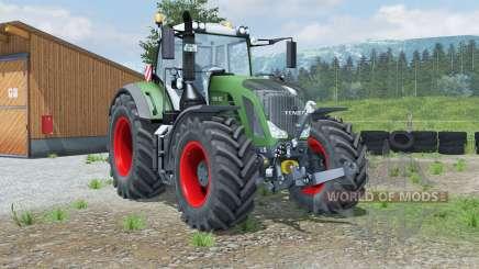 Fendt 933 Variꝍ para Farming Simulator 2013