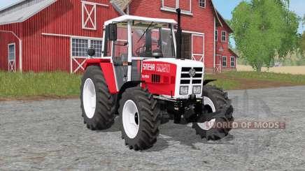 Steyr 8080A & 8090A Turbɵ para Farming Simulator 2017