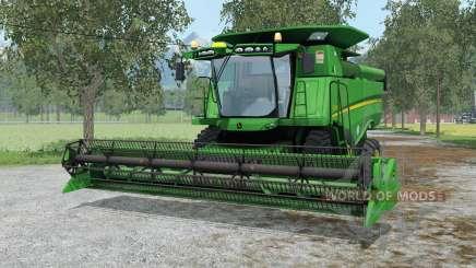 John Deere Ꞩ660 para Farming Simulator 2015