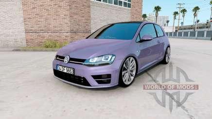 Volkswagen Golf R-Line (Typ 5G) 201ろ para American Truck Simulator