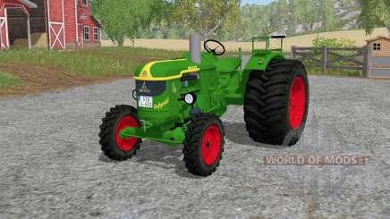 Deutz D 40Ꞩ para Farming Simulator 2017