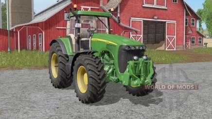 John Deere 8020-serieᵴ para Farming Simulator 2017