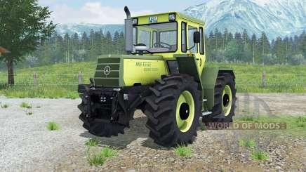 Mercedes-Benz Trac 1500 Turbꝍ para Farming Simulator 2013