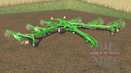 Krone Swadro Ձ000 para Farming Simulator 2017