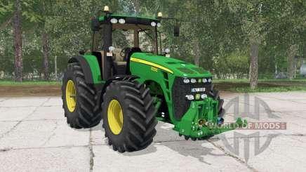 John Deere 83ƺ0 para Farming Simulator 2015