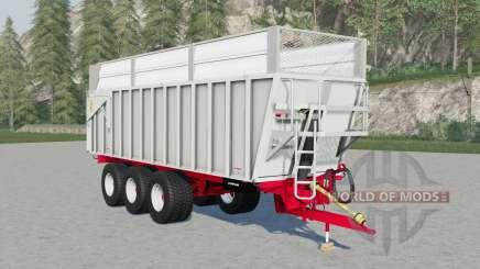 La Campagne aluminium trailer para Farming Simulator 2017