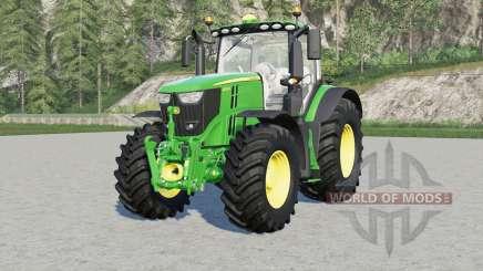 John Deere 6R-seɼies para Farming Simulator 2017