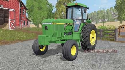John Deere Ꝝ760 para Farming Simulator 2017
