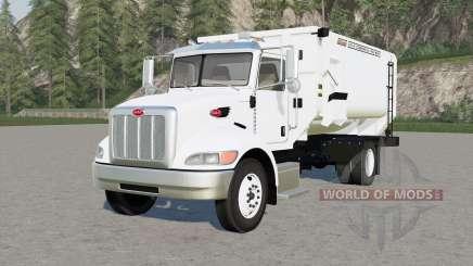 Peterbilt 337 Feed Truck para Farming Simulator 2017