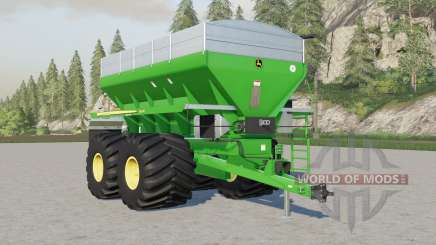 John Deere DN345 & New Leader NL345G4 Edge para Farming Simulator 2017