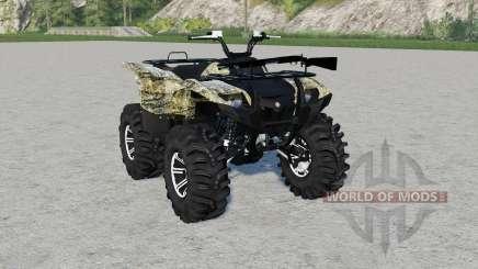 Yamaha Grizzly para Farming Simulator 2017