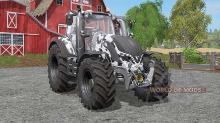 Valtra CowEditioᵰ série T para Farming Simulator 2017