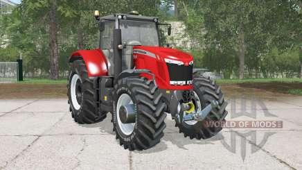 Massey Ferguson 7622 Dyna-6 para Farming Simulator 2015