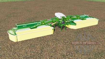 Pottinger NovaCat X8 ED v1.1 para Farming Simulator 2017