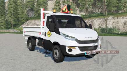 Iveco Daily Chassis Cab para Farming Simulator 2017