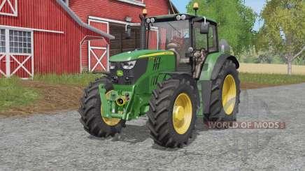 John Deere 6M-serieȿ para Farming Simulator 2017