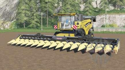 New Holland CR8.90 Michal Horak para Farming Simulator 2017