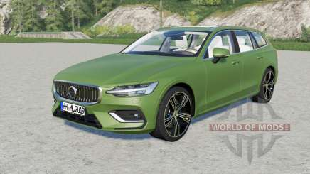 Volvo V60 T6 Inscription 2018 v1.2 para Farming Simulator 2017