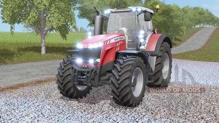 Massey Ferguson 8700-seriᴇs para Farming Simulator 2017