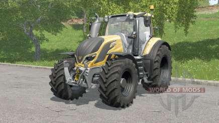 Valtra T-series Gold Edition para Farming Simulator 2017