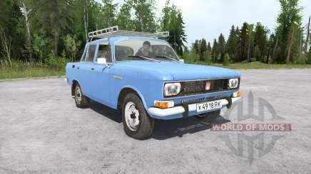 Moscovita-2140 para MudRunner