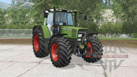 Fendt Favorit 512 C Turbomatik para Farming Simulator 2015