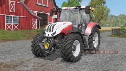 Steyr 4115-6145 Profi CVT para Farming Simulator 2017