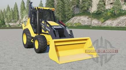 John Deere 310SK para Farming Simulator 2017