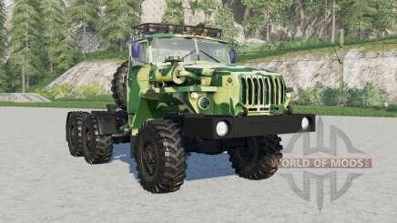 44Ձ0 Ural para Farming Simulator 2017