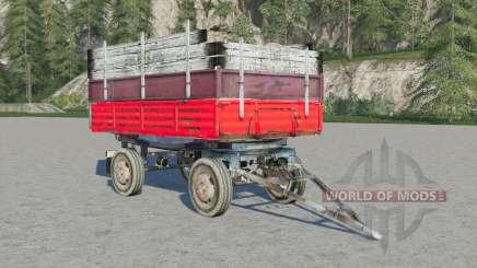 Autosan D-ⴝ0 para Farming Simulator 2017