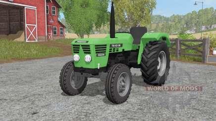 Torpedo TD 6206 A para Farming Simulator 2017