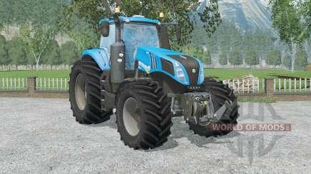 Nova Hollanꝱ T8.320 para Farming Simulator 2015